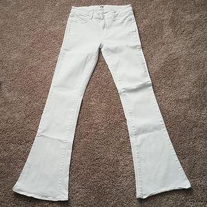 Paige Lou Lou white jeans